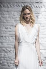 robe de mariée pour mariage magique sylvie Mispouillé
