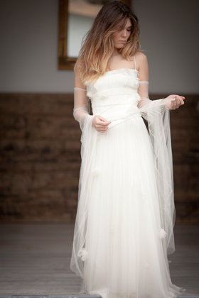 la collection atelier sylvie mispouill robe de mari e