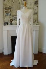 Atelier Sylvie Mispouillé créations robes de mariées sur mesure