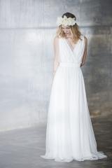 Créatrice sur mesure de robes de mariées Sylvie Mispouillé