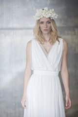 robe de mariées Sylvie Mispouillé styliste