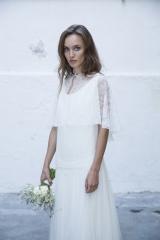 Robe de mariée Année 20 Sylvie Mispouillé