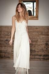 Robe de mariée Année 30 Sylvie Mispouillé