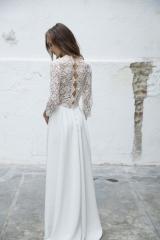 Robe de mariée Corsage Sylvie Mispouillé