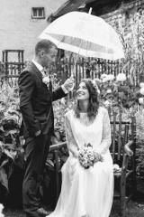 Robe de mariée Dentelle et tulle Sylvie Mispouillé