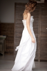 Robe de mariée Secret Sylvie Mispouillé
