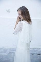 Robe de mariée dentelle Sylvie Mispouillé