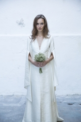 Collection Robe de mariée kimono Sylvie Mispouillé
