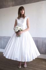 Collection de robes de mariée atelier Sylvie Mispouillé