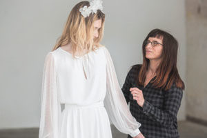 Styliste-robes-de-Mariée-Sylvie-Mispouillé-à-Montauban-Accueil